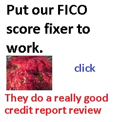 help for improving your FICO credit score