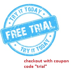 Free Trial coupon code