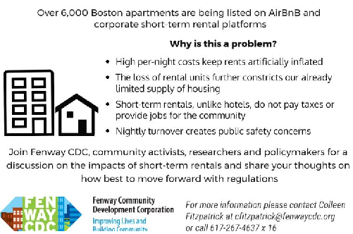 6000 AirBnB rentals in Boston