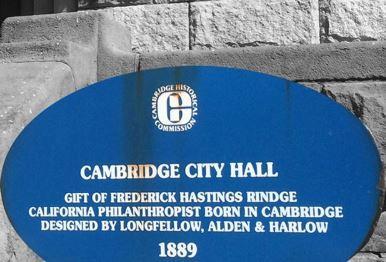 City Hall Cambridge